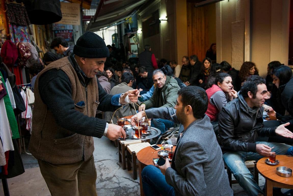 food tour Istanbul