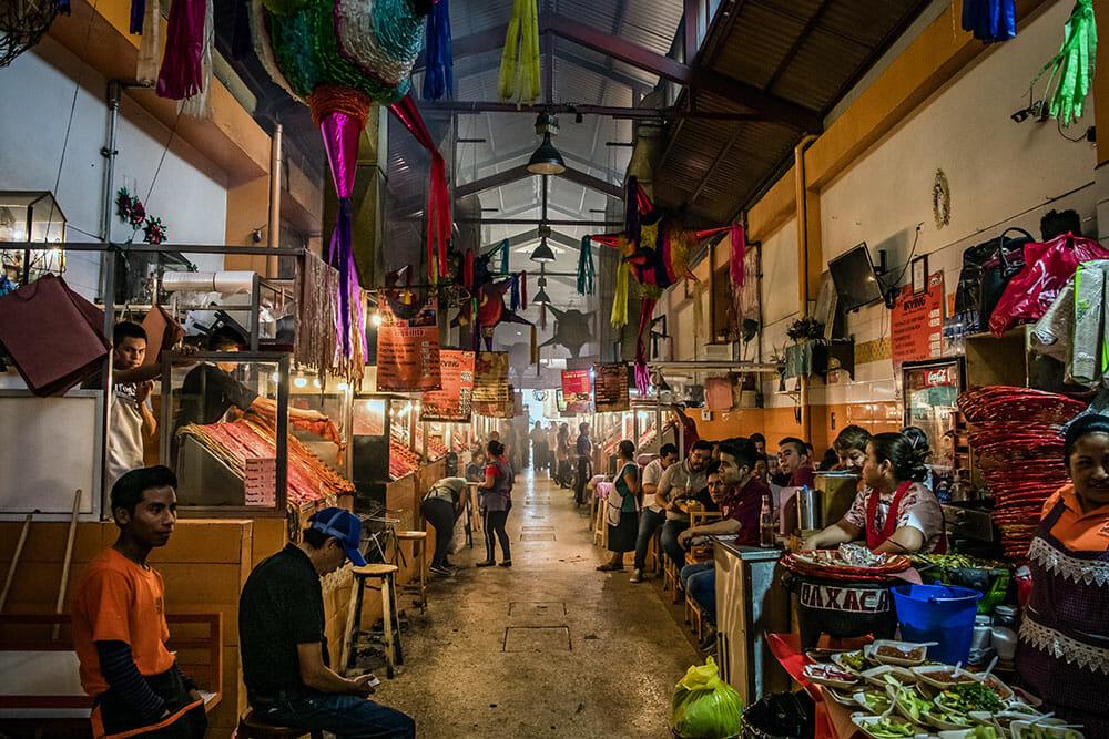 food tour oaxaca