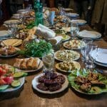 Harvest Time in the Cradle of Wine:  A Georgian Culinary Adventure – Tbilisi Trip