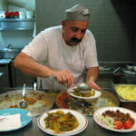 CB's Online Cooking Class (Istanbul): Spring Menu