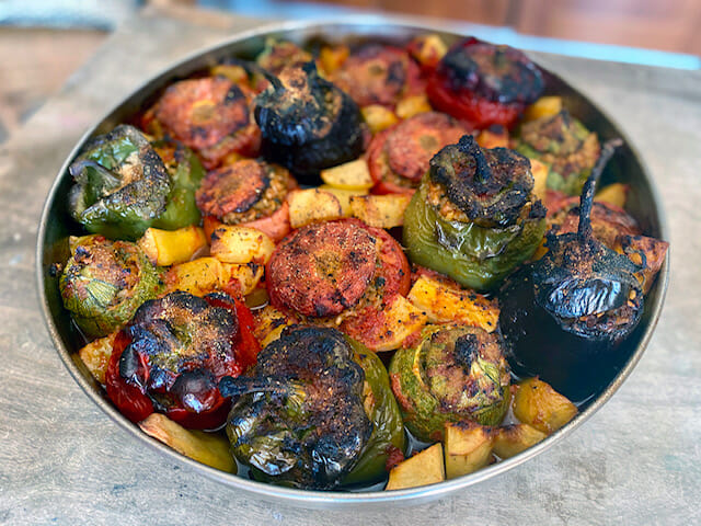 online cooking class athens