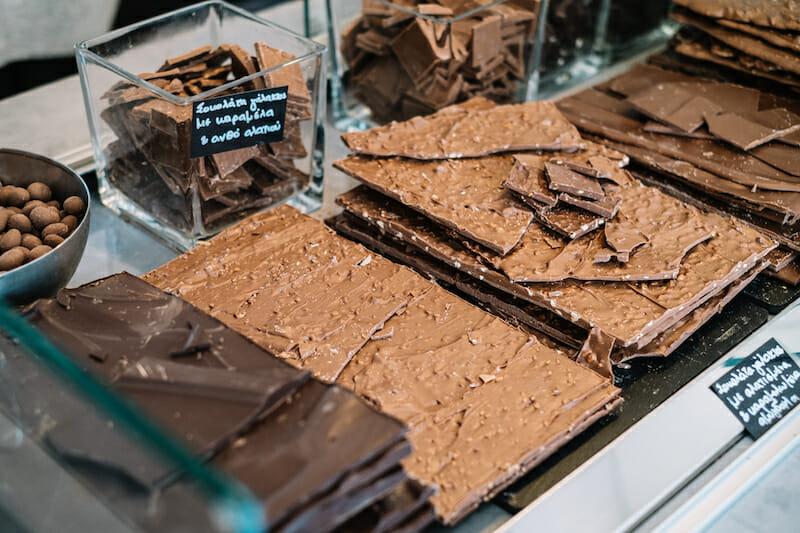 chocolate athens