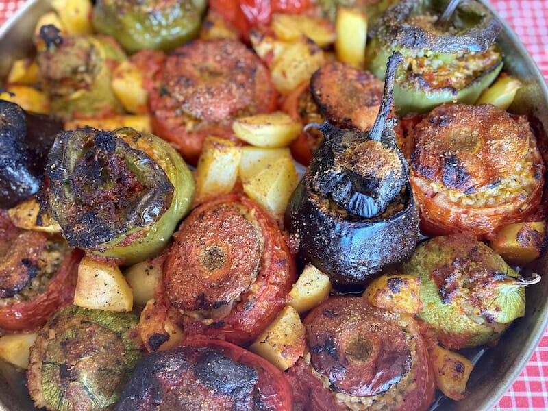 recipe gemista