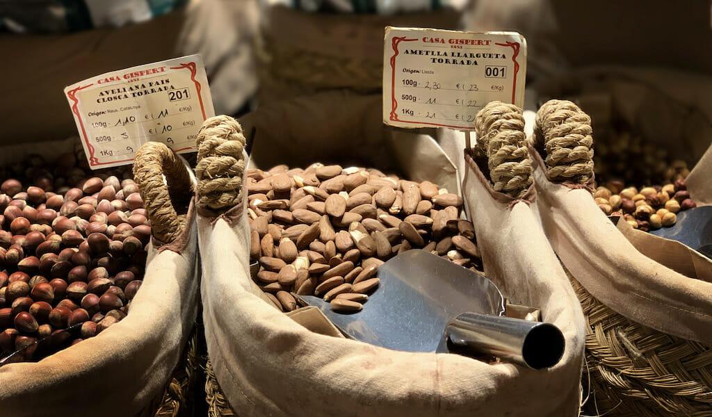 casa gispert roasted nuts barcelona