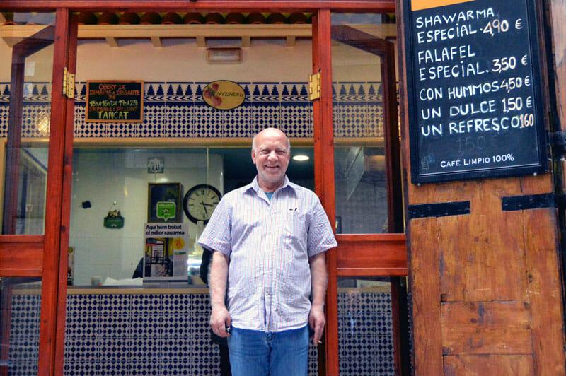 meilleur kebab de Barcelone