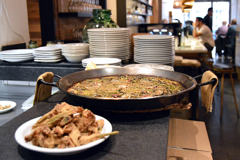 rice barcelona