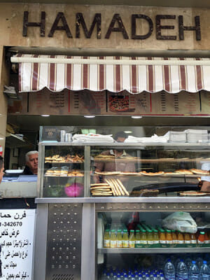 Snack Hamadeh, photo by Paul Gadalla