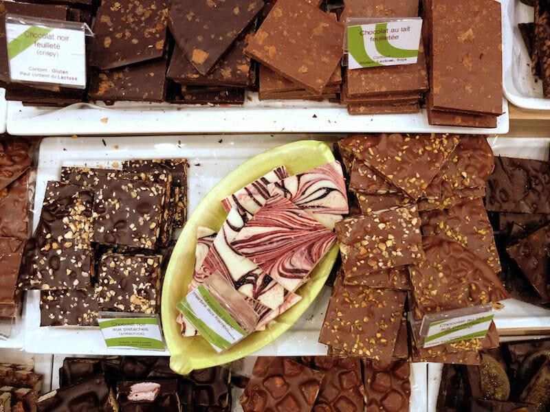 chocolate marseille