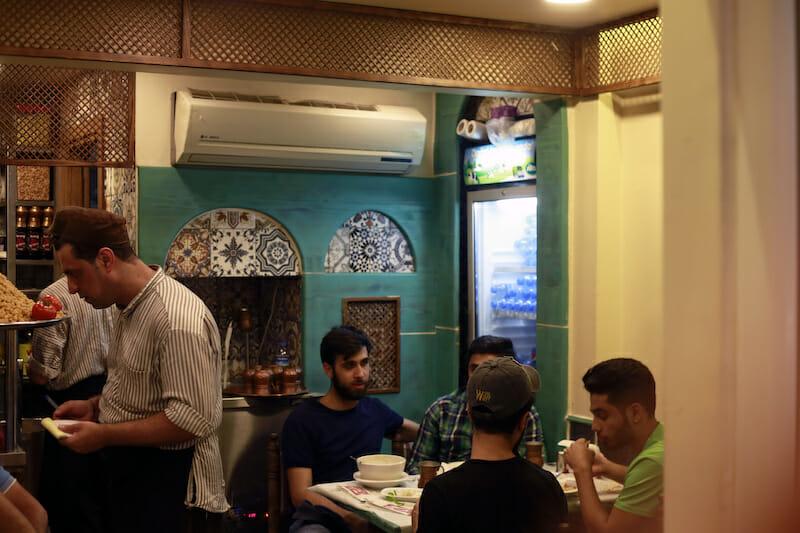 syrian food istanbul