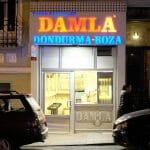 Damla Dondurma-Boza