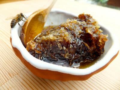 Chestnut honey from Fırtına Valley, photo by Roxanne Darrow