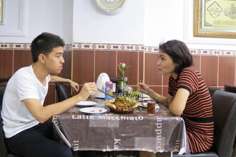 uighur restaurant istanbul