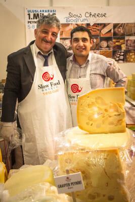 Slow Cheese, photo by Filiz Telek
