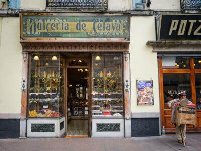 Dulcería de Celaya, photo by PJ Rountree