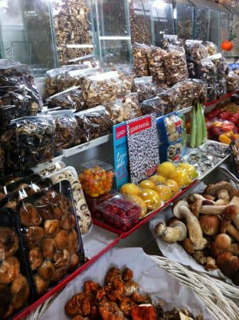 mushrooms mexico city