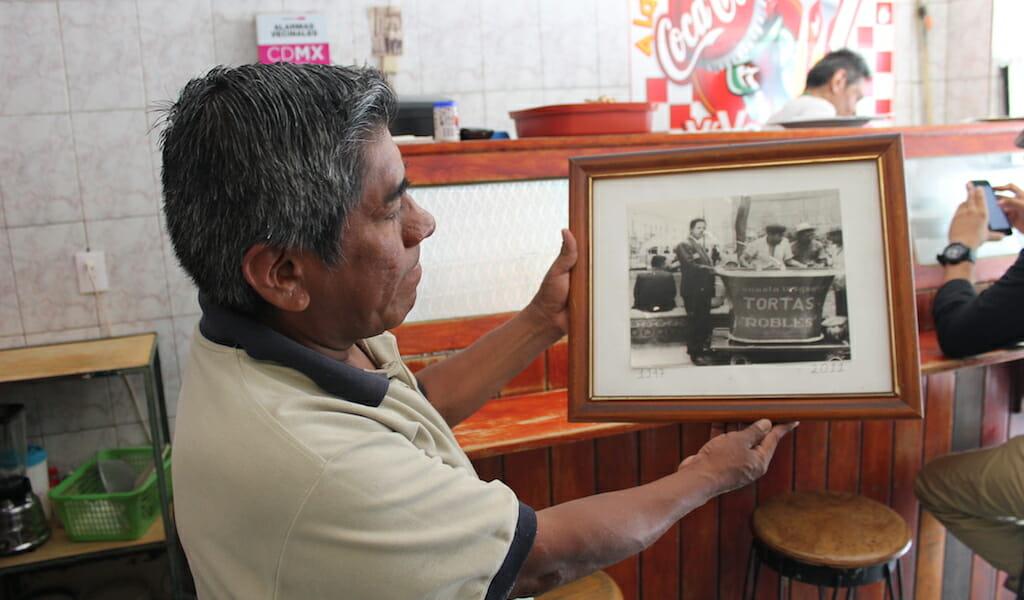 torta Centro Histórico