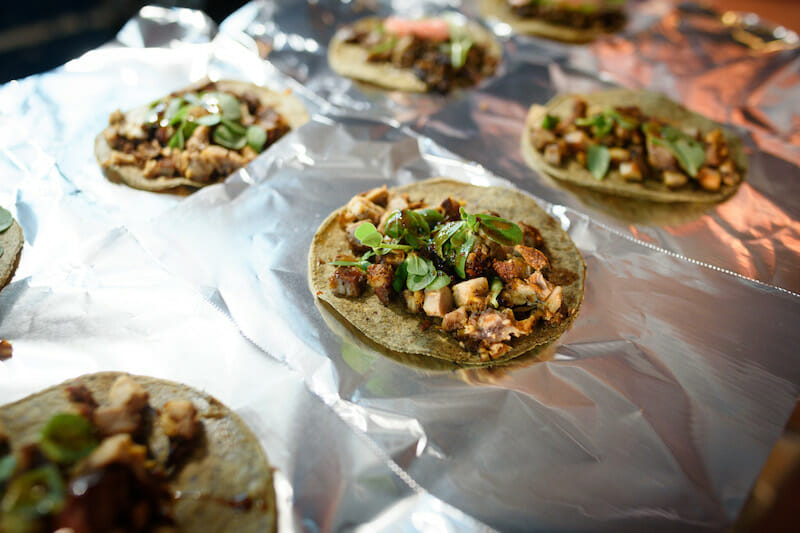 smoked-meat tacos del valle