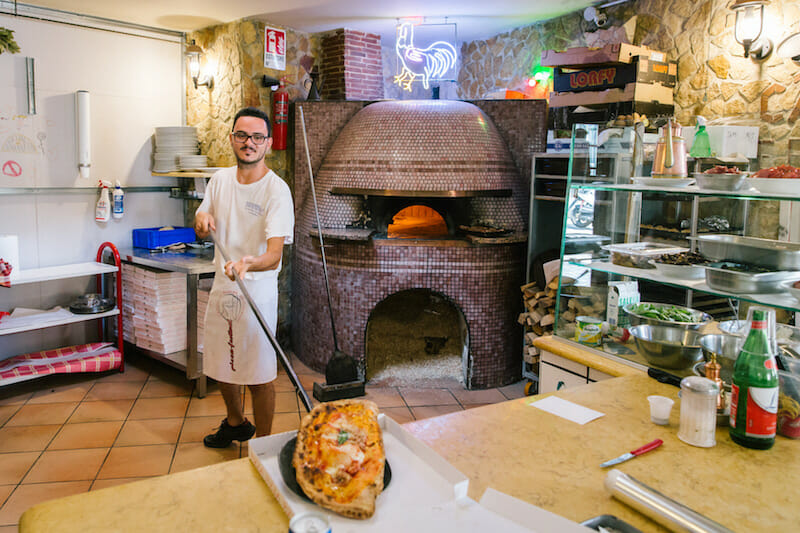 pizza cafona best restaurants naples