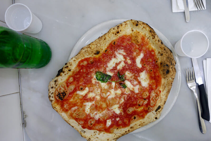 eating my way through italy