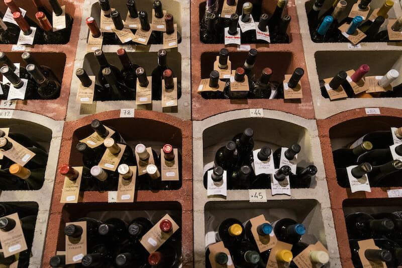 wine drugstore napoli