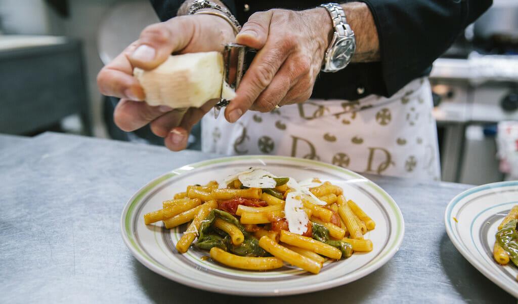 Campania food naples