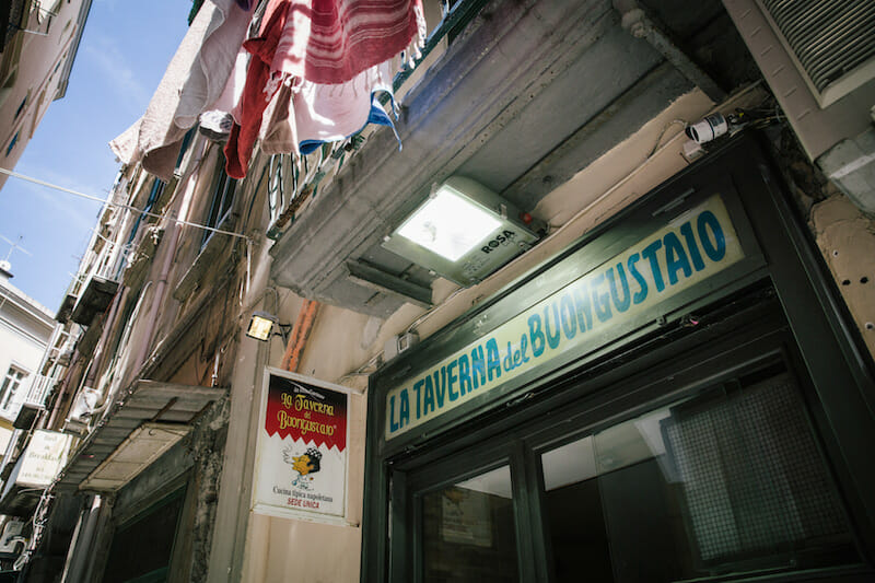 traditional restaurant naples