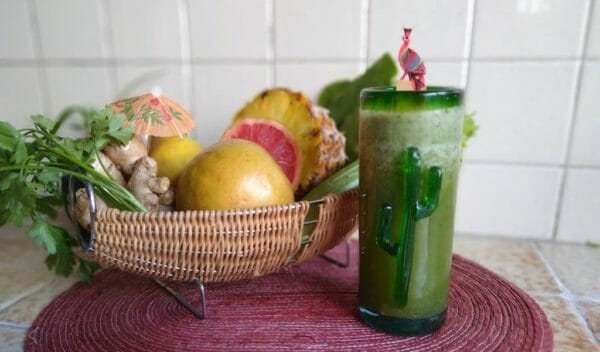 jugo verde oaxaca