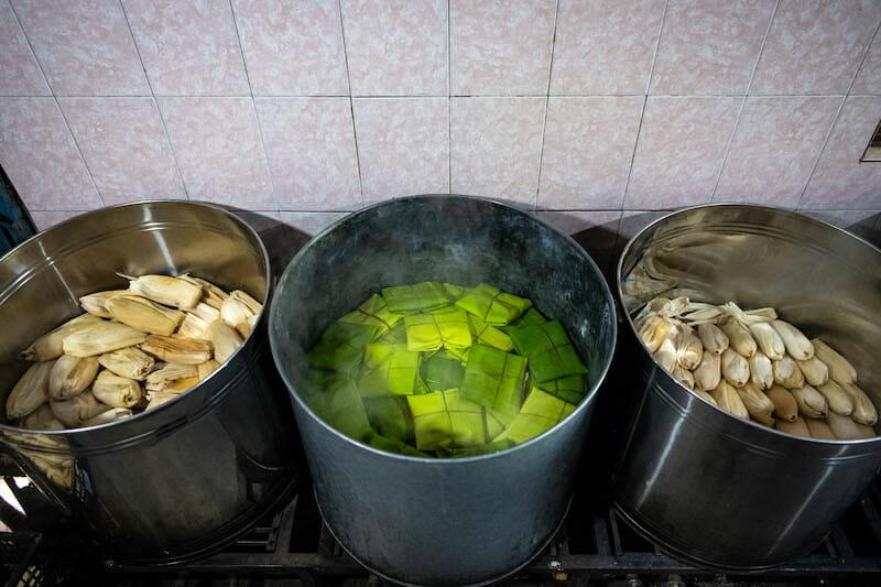tamales oaxaca