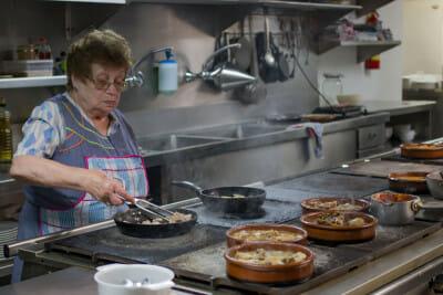 Maria Lluïsa Bonay of Restaurant Bonay, photo by Sam Zucker