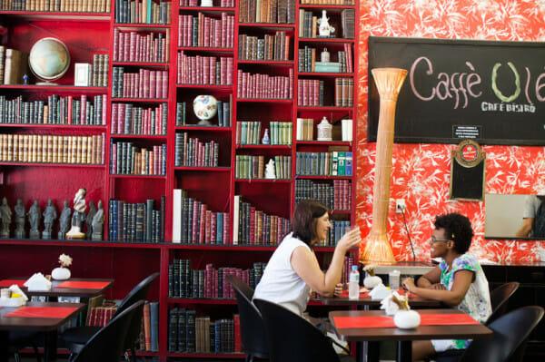 Caffé Olé, photo by Lianne Milton