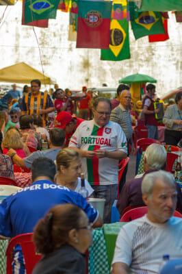 Cantinho das Concertinas's Portuguese party, photo by Vinicius Camiza