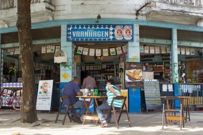Bar Varnhagen, photo by Vinicius Camiza