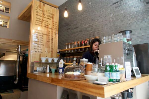 Café del Volcan, photo by UnTour Shanghai