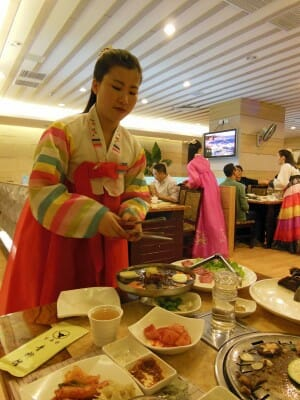 Pyongyang restaurant, photo by UnTour Shanghai