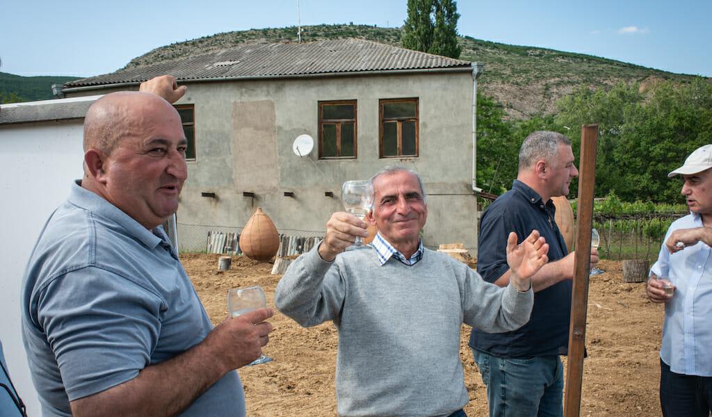 georgia culinary trip