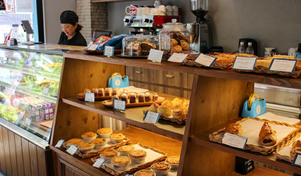 British bakery Tokyo