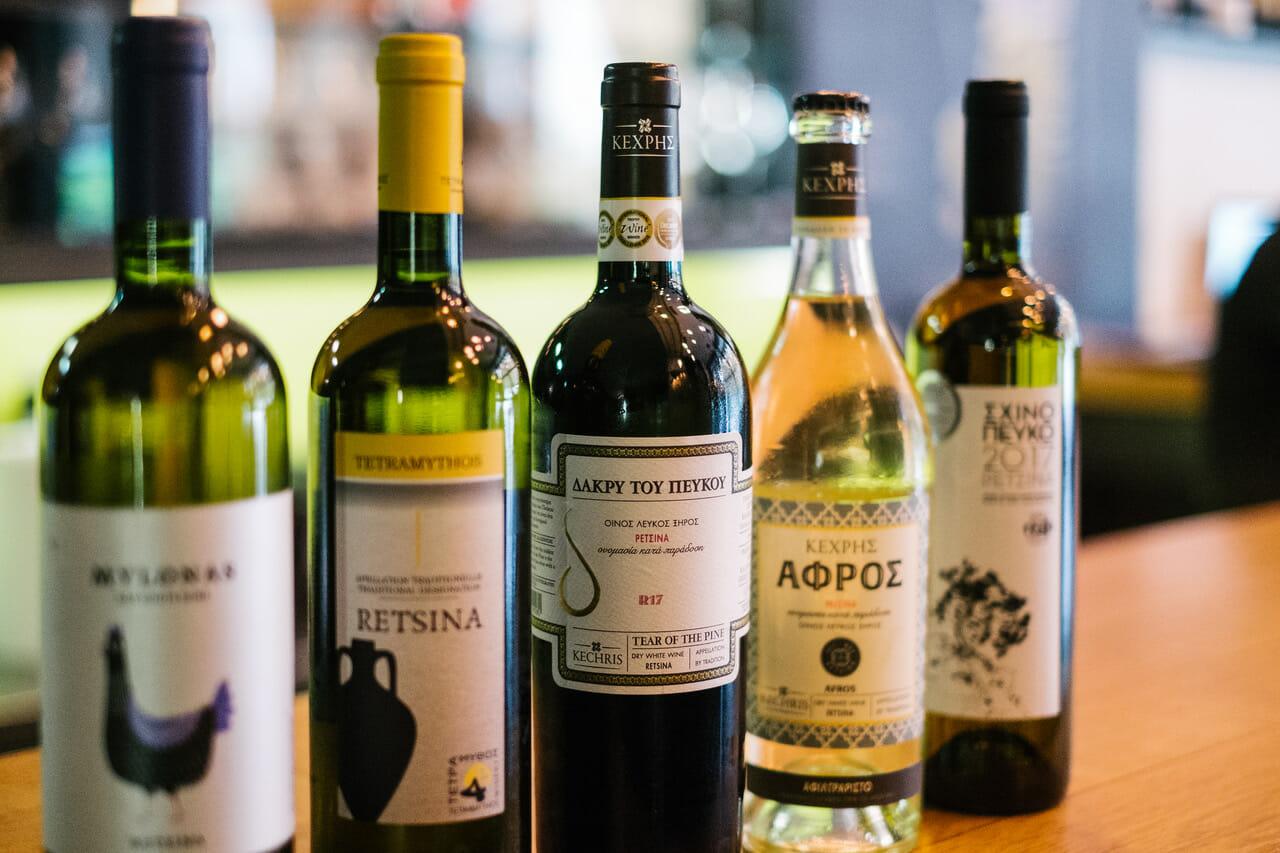 athens wine club