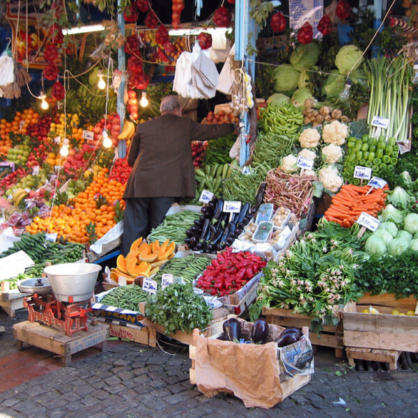 Two Markets Two Continents Istanbul Food Tour